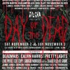 Los Angeles' HARD DAY OF THE DEAD Event to Happen November 2 & 3 – Announces Line-Up