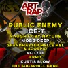 The Art Of Rap Tour Featuring Ice-T and Public Enemy