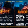 Top 10 Reasons to Attend Ozzfest Meets KNOTFEST