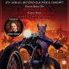 4rth Annual RIDE FOR RONNIE Motorcycle Ride & Concert Scheduled for May 6