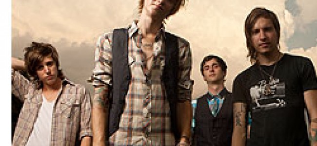 Interview: Nick Santino of A Rocket to the Moon