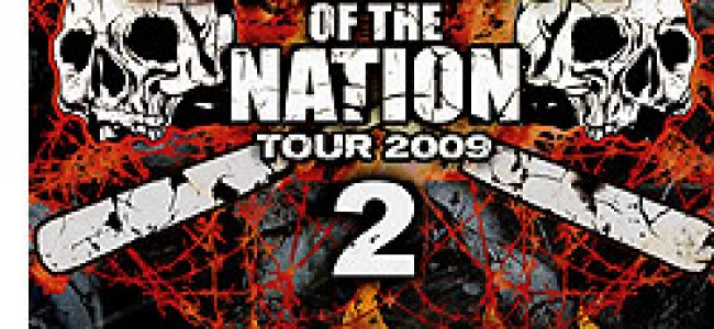 Decimation Of The Nation Tour 2 coming to Hollywood