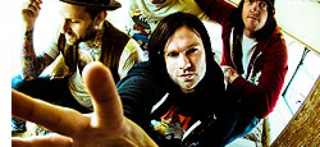 Interview: Dan Whitesides of The Used