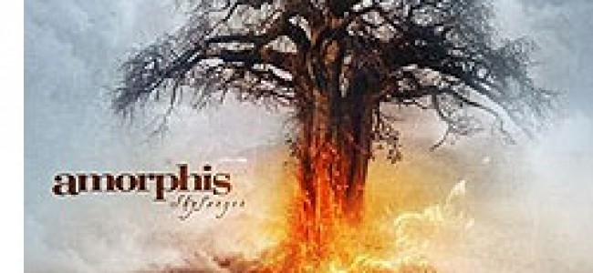 AMORPHIS – Album Title, Cover and Track Listing Revealed!