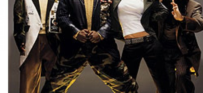 Black Eyed Peas to headline 2009 Street Scene
