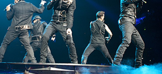 """New Kids on the Block Announce """"The Package Tour"""""""