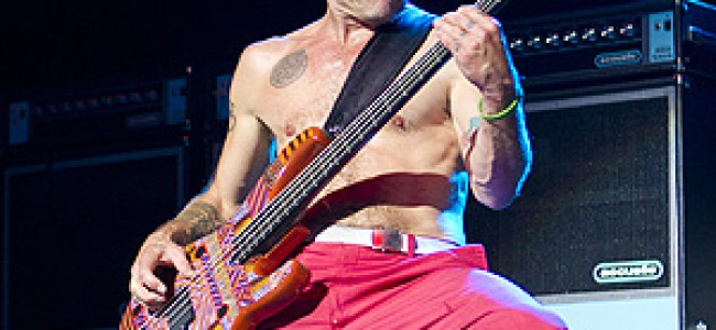 Red Hot Chili Peppers to play Four SoCal Shows in March