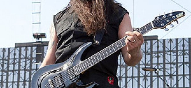 Interview: Rob Caggiano of Anthrax