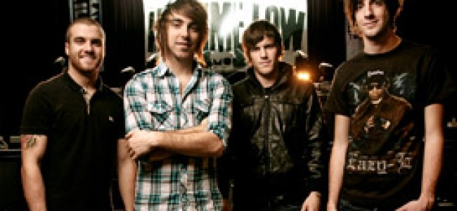 Interview: Vocalist Alex Gaskarth of All Time Low