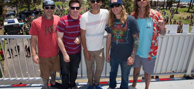 "INTERVIEW: Dustin ""DuddyB"" Bushnell of The Dirty Heads"