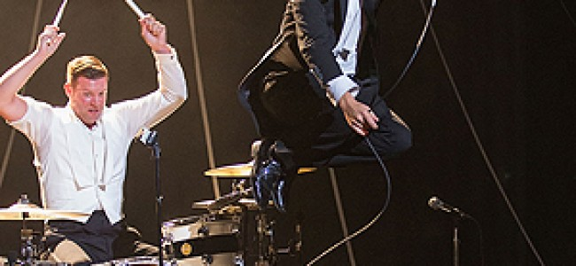 The Hives @ The Wiltern – 9/14/2012
