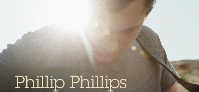 REVIEW: Phillip Phillips – 'The World From the Side of the Moon'