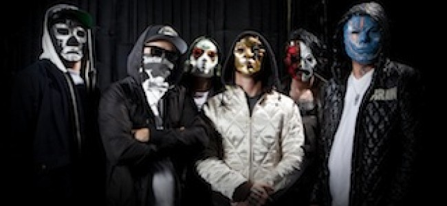 Hollywood Undead announce 'The Underground Tour'