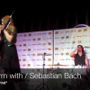 "VIDEO: Halestorm w/ Sebastian Bach – ""Slave to the Grind"" – LIVE @ 2013 Golden Gods Press Conference"