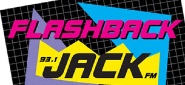 93.1 Jack FM Announces FLASHBACK JACK Event Featuring Blondie, Rick Springfield, Adam Ant & Many More