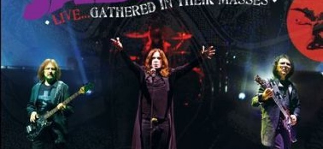 Black Sabbath Live… Gathered In Their Masses DVD Released