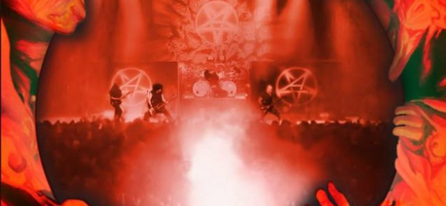 ANTHRAX To Release 'Chile On Hell' DVD