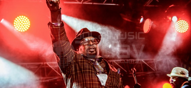 George Clinton and Parliament Funkadelic @ NAMM GoPro Stage – 01/23/2015