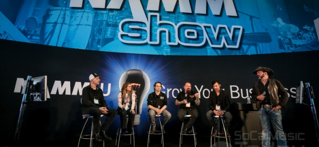 FEATURE: Turn In-Store Events Into Profits Panel Discussion – NAMM 2016