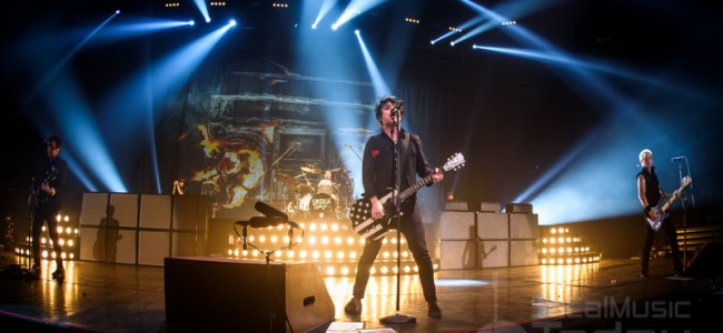 Green Day @ Valley View Casino Center – 04/08/2017