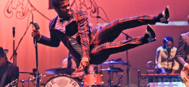 Vintage Trouble @ The Wiltern Theatre – 11/15/2017