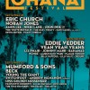 OHANA Festival hits Doheny State Beach in September with Eric Church, Eddie Vedder and more !
