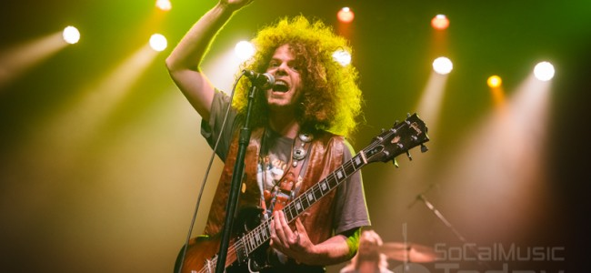 Wolfmother @ The Observatory North Park – 11/01/2018