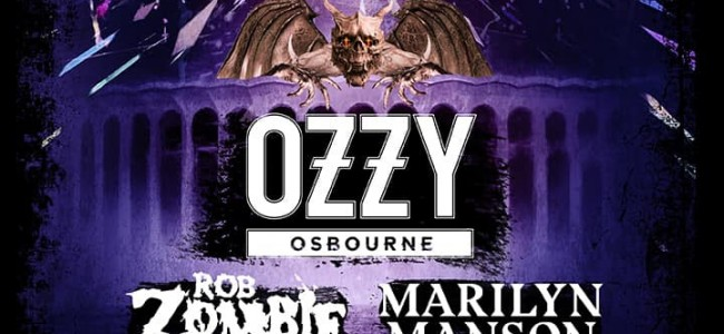 OZZFEST Returns on New Year's Eve at The Forum in Los Angeles