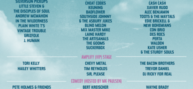 Top 10 Reasons to Attend KAABOO Festival in 2019