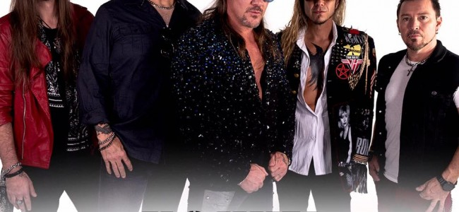INTERVIEW: Chris Jericho of FOZZY