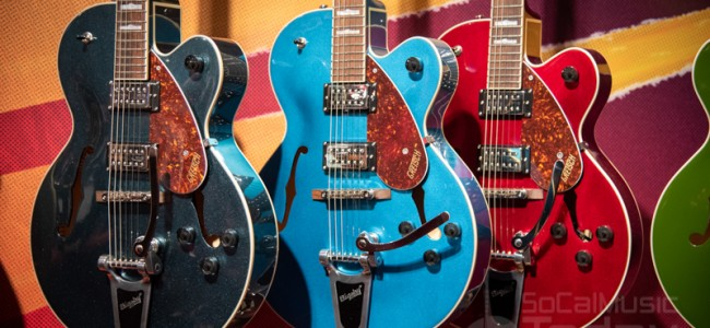 The NAMM Show: A Photo Gallery – January 2020