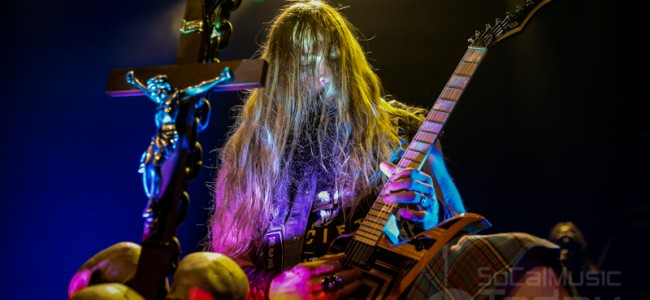 Black Label Society @ House of Blues San Diego – 02/27/2020
