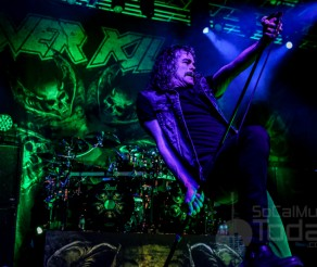 Overkill @ House of Blues Anaheim – 02/26/2020
