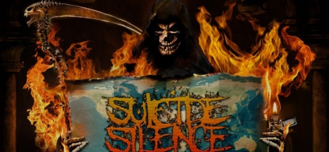 Suicide Silence Virtual Show Los Angeles – 07/03/2020
