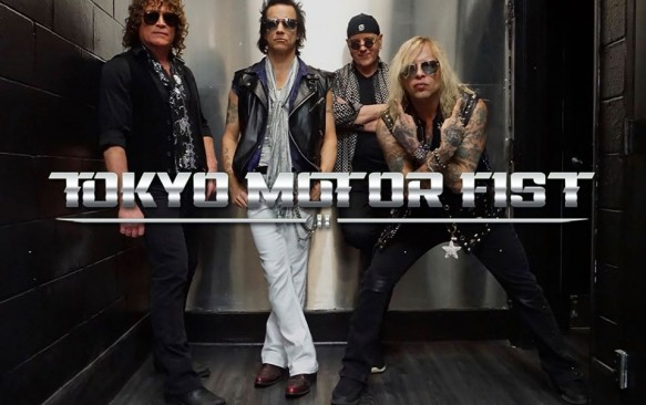 INTERVIEW: Steve Brown of Tokyo Motor Fist