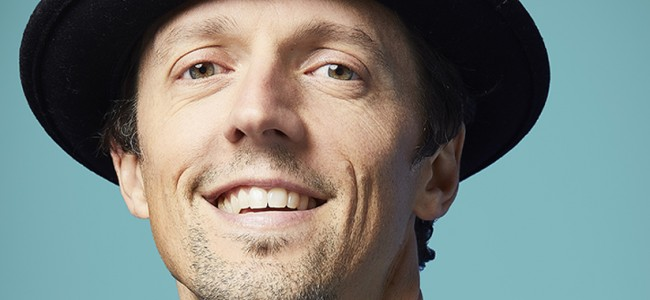 Jason Mraz to Play Drive-In OC at City National Grove in Anaheim on April 23 & 24