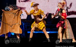 Lindsey Stirling @ The Starlight Theatre – Kansas City, MO – 07/03/2021