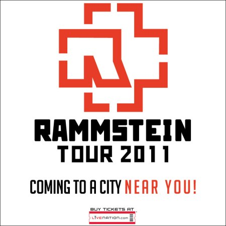 rammstein announces los angeles show. Black Bedroom Furniture Sets. Home Design Ideas