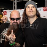 Kerry King and Phil Demmel - NAMM 2013