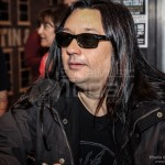 Eric Peterson from Testament - NAMM 2013
