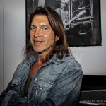 Guitarist George Lynch at Randall Amps - NAMM 2013