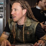 Barry Kerch from Shinedown - NAMM 2013