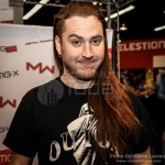 Michael Keene from The Faceless - NAMM 2013