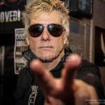 James Kottak from The Scorpions - NAMM 2013