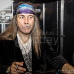 Uli Jon Roth meeting fans - NAMM 2013