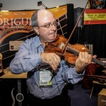 Violin Demo - NAMM 2013