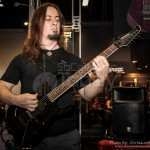 Charles Elliott from Abysmal Dawn - NAMM 2013