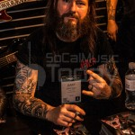 Gary Holt from Exodus/Slayer - NAMM Day 2 2014