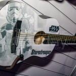Star Wars guitar - NAMM Day 2 2014