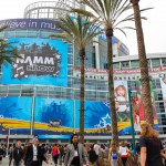 Anaheim Convention Center - NAMM Day 2 2014